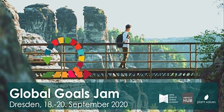 Global Goals Jam in Dresden 2020 Tickets