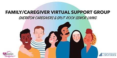 Family/Caregiver Virtual Support Group tickets