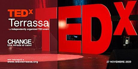 TEDxTerrassa 2020 entradas