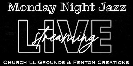 Monday Night Jazz & Art Live tickets
