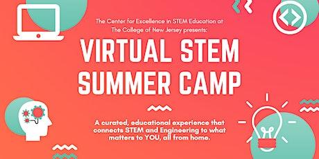 Virtual STEM Summer Camp tickets