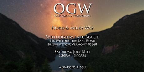 OGW: Fjord & Milky Way tickets