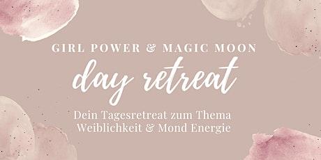 GIRL POWER & MAGIC MOON DAY RETREAT Tickets