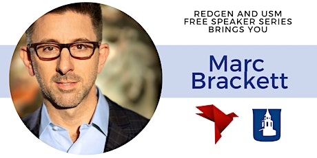 REDgen and USM Free Speaker Series: Permission to Feel with Marc Brackett tickets