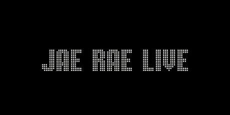 JAE RAE LIVE - ONLINE tickets