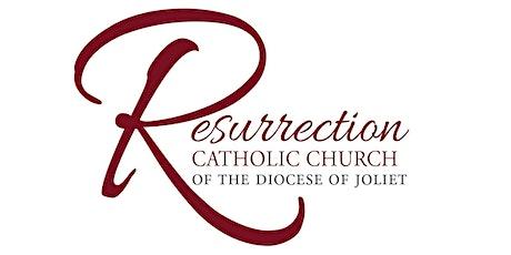 Resurrection Catholic Church: Sunday 10:30 a.m. Mass tickets