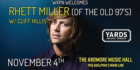 Rhett Miller (of The Old 97's) tickets