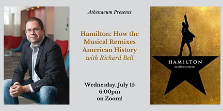 Hamilton: How the Musical Remixes American History tickets