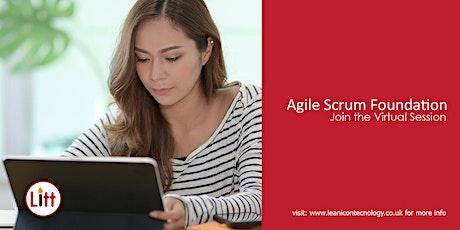 Agile Scrum Foundation tickets