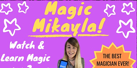 Magician Mikayla Oz tickets
