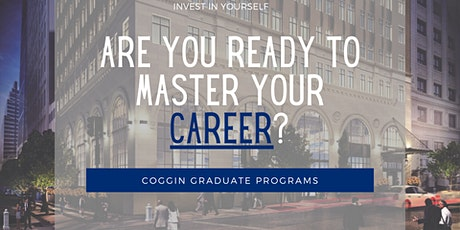 Coggin College of Business Graduate Programs Information Session tickets
