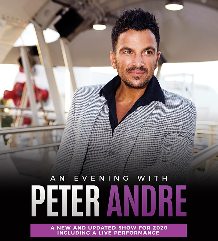 An Evening with Peter Andre - Bristol image