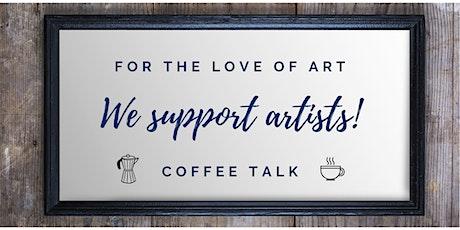Copy of Project Art Lounge - Coffee Talk tickets