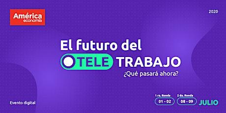 El futuro del [tele] trabajo entradas