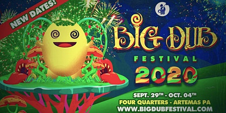 Big Dub Festival 2021 tickets