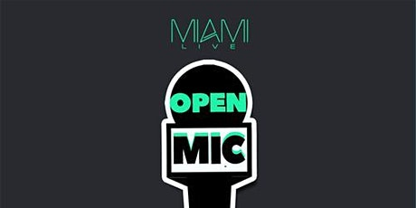 Miami LIVE Open Mic 7/18/20 - DJ Killa K tickets