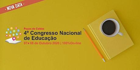 Congresso Nacional de Educação de Poços de Caldas ingressos