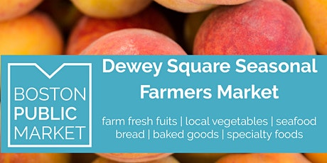 Boston Public Market at Dewey Square tickets