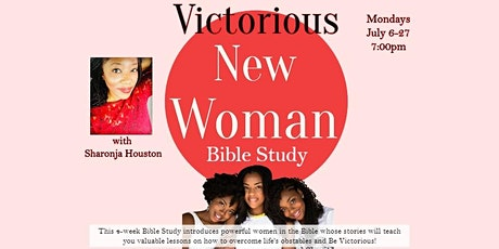 Victorious: New Woman Bible Study tickets