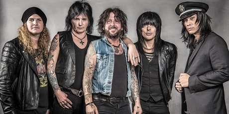 10/9  L.A. Guns w/ Counting Stars tickets