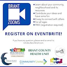 Community Living Brant logo