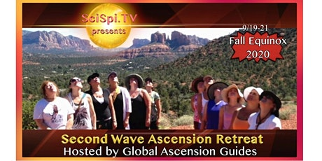 Sedona Ascension Retreat tickets