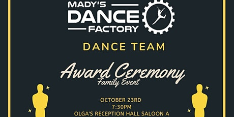 Family Night: Dance Team Award Ceremony (Dance Team Private Event) tickets