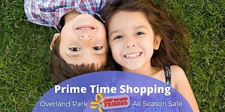 Prime Time Shopping | JBF OP All-Season 2020 tickets