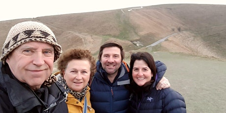 A Mindful Journey on Foot: White Horse Hill, Uffington, Oxfordshire tickets