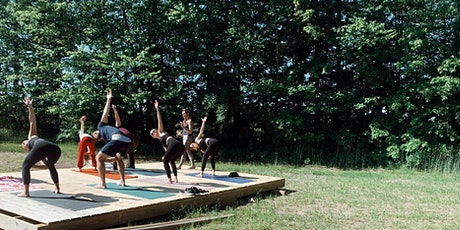 Yoga at The Fields tickets