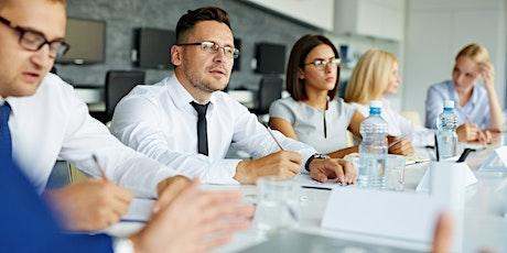 Führungskräftetraining - Unternehmenskultur + bewusste Führung Tickets