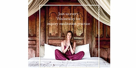 Inquiry Meditation Practice tickets