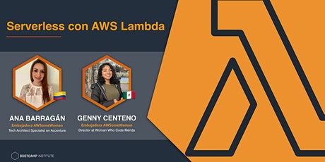 AWS Roadshow Virtual 2020 - 10. Serverless con AWS Lambda entradas