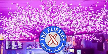 The Flipside's Pong Pod  Sun-Thu  5:00pm - 6:30pm tickets