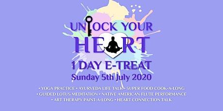 Unlock Your Heart 1 Day E-Treat tickets