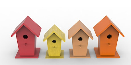 3D Design Basics Online - Making A Birdhouse tickets