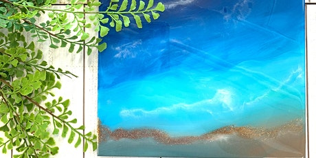 Resin Pouring -Enchanted Lake tickets
