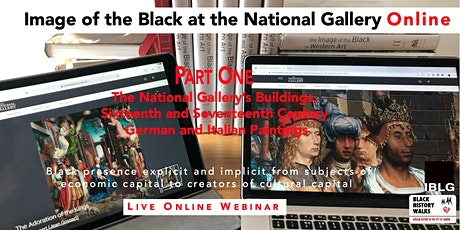 The National Gallery PART ONE Image of the Black Online tickets