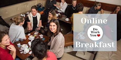 Online Do Work You Love Breakfast - Summer Tickets