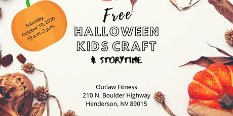 Free Halloween Craft & Storytime tickets