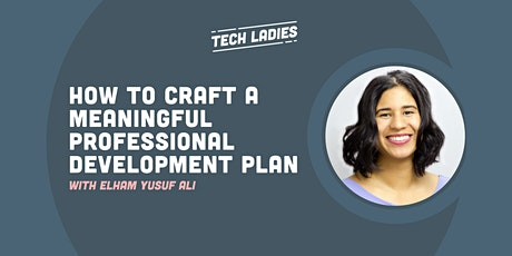 *Webinar* How to Craft a Meaningful Professional Development Plan tickets