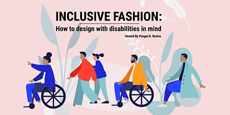 Weekend Masterclass: Inclusive Fashion - Design with Disabilities in Mind tickets