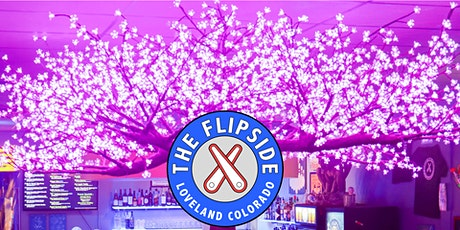 The Flipside's Pin Pod  Sun-Thu  8:00pm - 10:00pm tickets