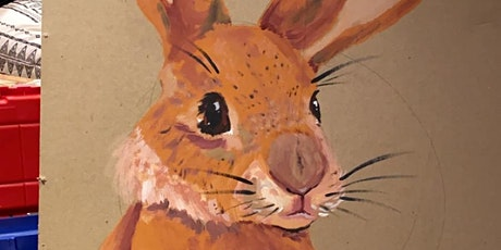 Paint, Play, and Learn with bunnies. tickets