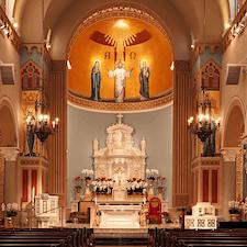St. Monica Catholic Community logo