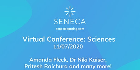 Seneca Virtual Conference: Sciences tickets