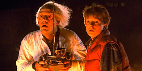 Back To The Future (PG) - Drive-In Cinema in Nottingham tickets