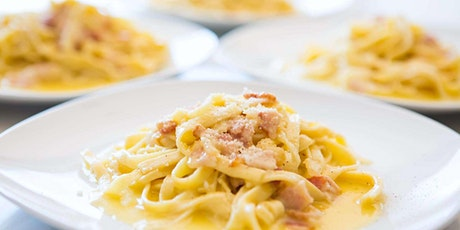 Traditional Pasta Carbonara - Online Cooking Class by Cozymeal™ tickets