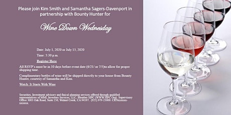 Copy of Wine Down Wednesday tickets