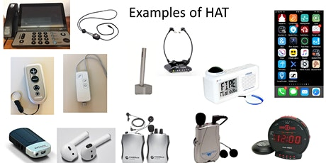 Max Your Mics - An Overview of Hearing Assistive Technology (HAT) tickets